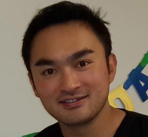 Photo of Dr. Ian Woo implant surgeon at the office of Pasadena dentist Dr. Arash Azarbal.
